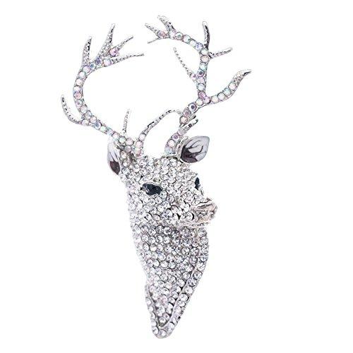 Deer Pin Brooch - 9