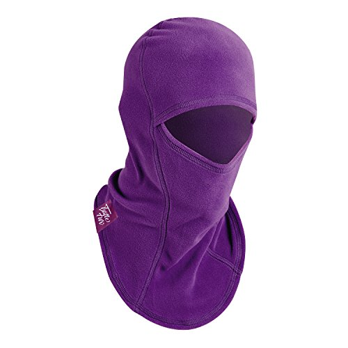 Midweight Liner (Turtle Fur Kids Micro Fur Fleece Ninja Midweight Balaclava In The Purple)