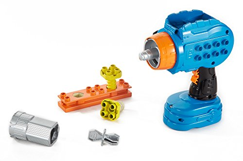 Fisher-Price Bob the Builder, 4-in-1 Power Drill