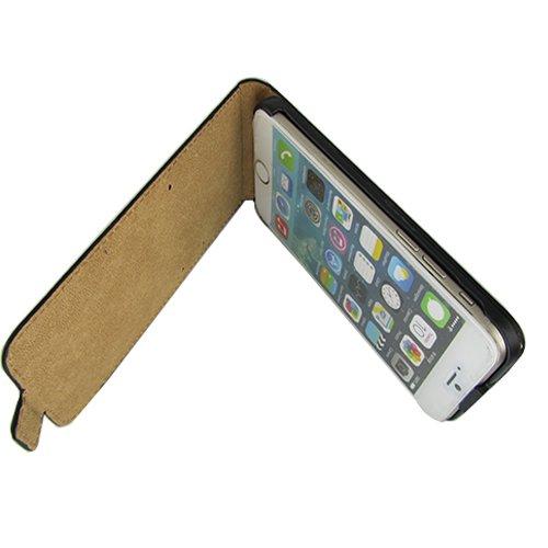 Para iPhone 6 / 6S 4.7 inch Caso compacto de piel PU, arriba-abajo piel abierta PU Funda de piel con ranura para tarjeta y función de protección completa con cierre magnético Caja a prueba de golpes p color 7