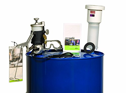JustRite 28230 Aerosolv Super System Can Disposal System ...