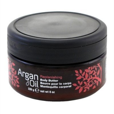 Body Drench Argan Oil Body Butter 8oz Jar (3 Pack)