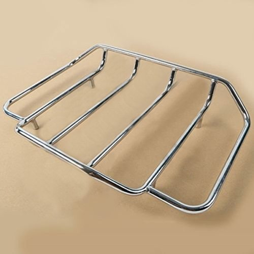 Tour Pak Luggage Rack Rail For Harley HD Touring Electra Road King Glide Classic (1994 Chevy Truck Speaker Box)