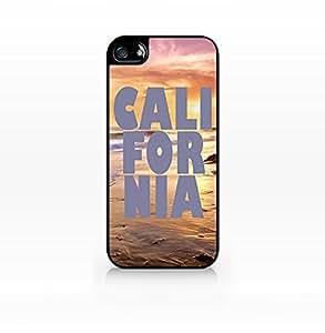 Dream Cookies - Typography Pattern Case - California Beach Vintage Case - Apple iPhone 5C Case - Apple iPhone 5C Case - Hard Plastic Case