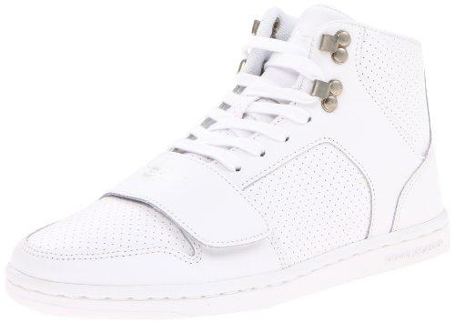 Creative Recreation Cesario 4C Hi-Top Sneaker (Toddler/Little Kid/Big Kid),White,4 M US Big Kid