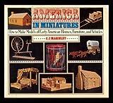 America in Miniatures, C. J. Maginley, 0151055874