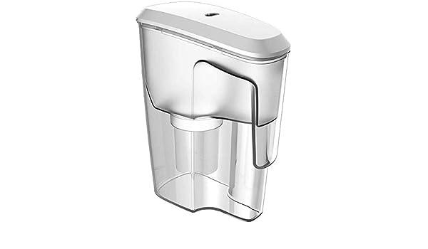 Dljyy Purificador de Agua portátil, tecnología de purificación Elimina el Cloro, Metales Sedimentos for Clean Cata ...