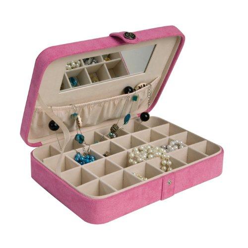 Mele Jewel Box 10.5W x 2.25H in Mele /& Co Renee Jewelry Box