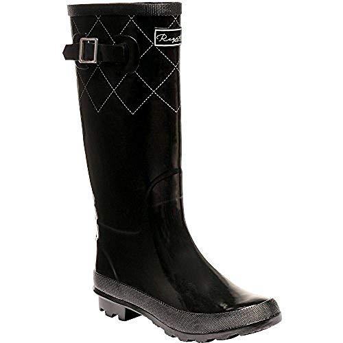 Boots Durable Ladies Ly Deep II Regatta Green Womens Wellington Tall Fairweather Ow6H4q