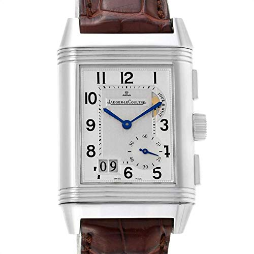(Jaeger LeCoultre Reverso Automatic-self-Wind Male Watch Q3028420 (Certified Pre-Owned))