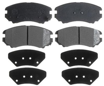 RM Brakes SGD924C Service Grade Ceramic Brake Pad