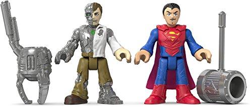 Fisher-Price Imaginext DC Super Friends, Superman & Metallo