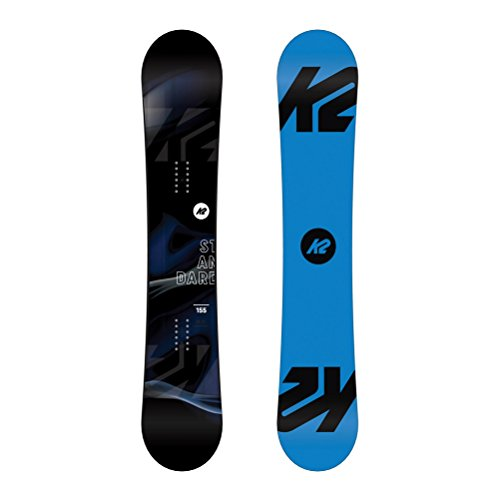 K2 Standard Snowboard 2019 - Men's 155cm (K2 Wide Snowboards)