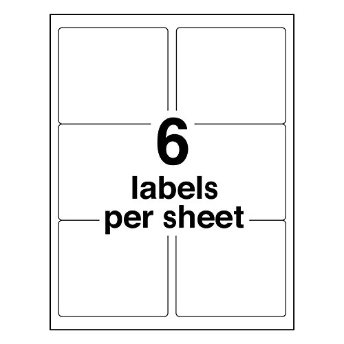 avery shipping address labels  laser printers  690 labels