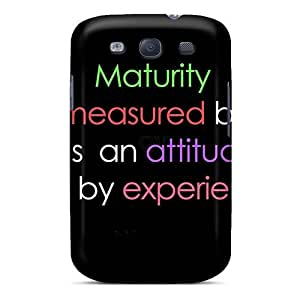 New Shockproof Protection Case Cover For Galaxy S3/ Maturity Case Cover wangjiang maoyi