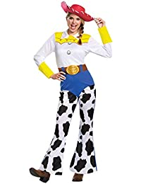 Women's Disney Pixar Toy Story and Beyond Jessie Costume