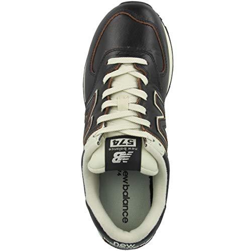 51 Marròn Nbml574lpk Hombre New Zapatos Balance 8XxqH6Pvw