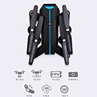 Hanbaili A6 Altitude Hold Remote Control Drone Without Camera,One-click Return, Emergency Stop,RC Quadcopter with Headless Mode for Beginners