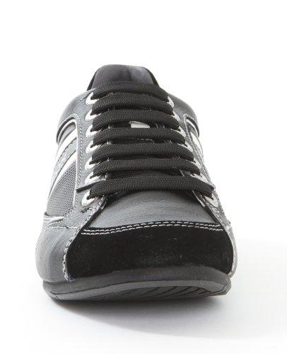 Rummos - Zapatillas de danza para hombre negro