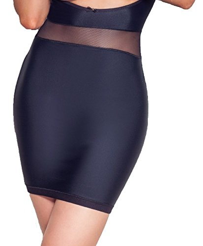Di Ficchiano - Braguitas moldeadoras completas - para mujer negro