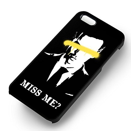 Sherlock Jim Moriarty for Cover Iphone 6 and Cover Iphone 6s Case (Black Hardplastic Case) Y1V4JL