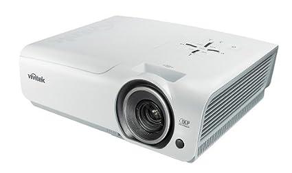 Amazon.com: VIVITEK 1800 lúmenes 1080p Proyector de cine en ...