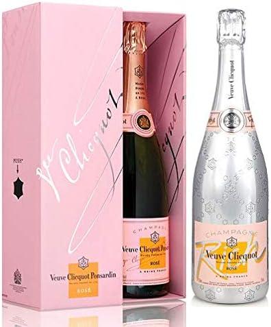 Veuve Clicquot Rosé dúo de champán con estuche y Rich Rosé: Amazon.es: Alimentación y bebidas