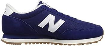 New Balance Men's Ml501 Sneaker, Navywhite, 8.5 D Us 6