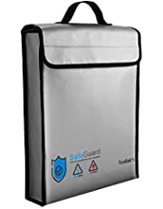 """Fireproof Document Bag 