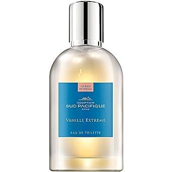 Comptoir Sud Pacifique Vanille Extreme Eau De Toilette Spray for Women, 3.3 Ounce