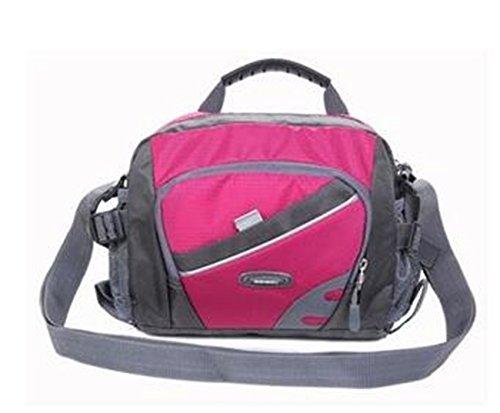 Limit Herren Casual Bewegung Crossbody Kleines Tuch Bag Fashion Schulter Lady Staubbeutel Klettern Tourismus Querschnitt rot 4htqjY8