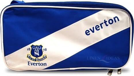 Amazon.com: Everton Fc - Bolsa para botas de fútbol: Sports ...