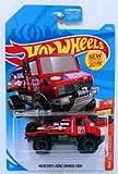 Hot Wheels 2019 HW Hot Trucks Mercedes-Benz UNIMOG 7/250, Red