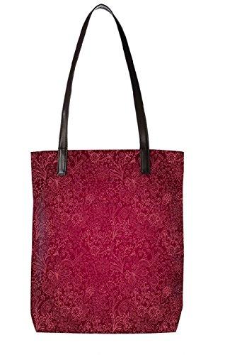 Snoogg Strandtasche, mehrfarbig (mehrfarbig) - LTR-BL-5154-ToteBag