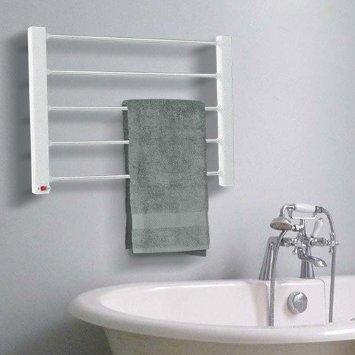 Elektriche handtuchheizung handtuchhalter heizkörper elektrisch 60x43cm