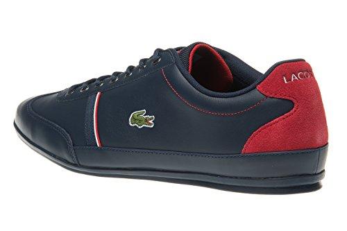 Lacoste Herren Misano Sport 118 1 Cam Sneaker Blau