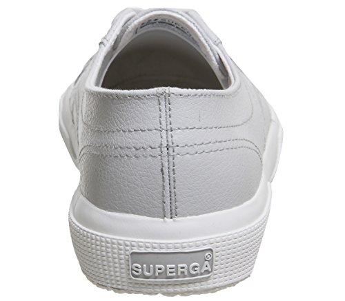Adulte Cotushirt En Unisexe Glacier Cuir Gris S003i10 Exclusif Sneaker 2750 Superga pPx6XX