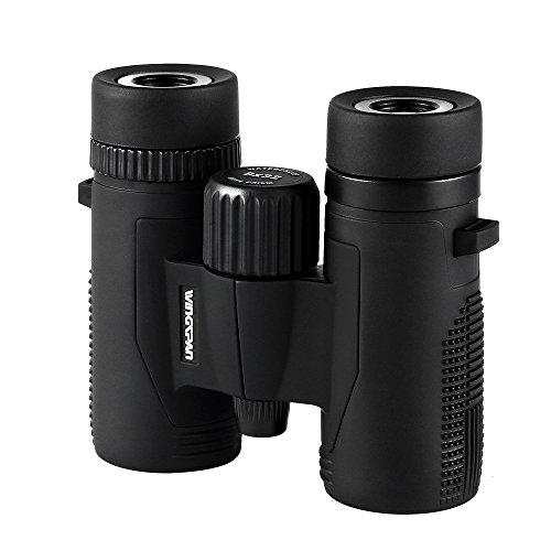 Wingspan Optics SpectatorSport 8X32 - Compact Binoculars for Bird Watching. Lightweight and Compact...