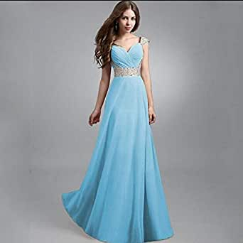 Special Occasion A Line Dress For Women