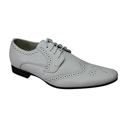 Men's Grey Wedding Dress Shoes: Amazon.com