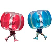 Sportspower Adult Thunder Bubble Inflatable Soccer Suits