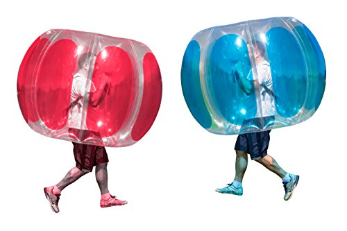 Sportspower Adult Thunder Bubble Soccer product image
