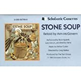 img - for STONE SOUP (RETOLD BY ANN McGOVERN) (NOT A CD!) (AUDIOTAPE CASSETTE AUDIOBOOK) SCHOLASTIC CASSETTES/THE SUN GROUP book / textbook / text book