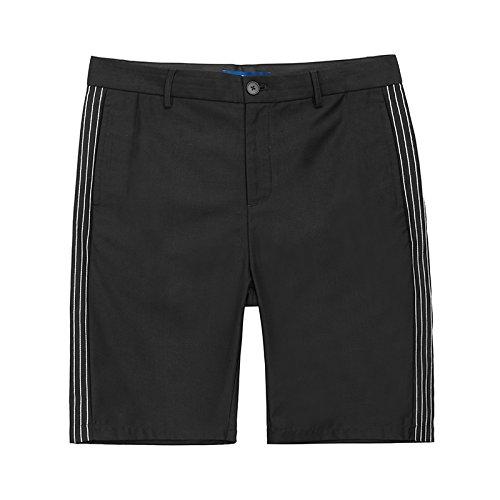 ACzeg Shorts Sommer Striped Casual Patchwork Beach Männer
