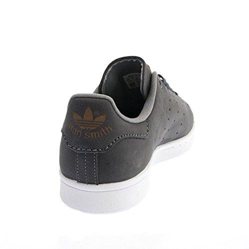 Adidas Stan Smith Manar Tillfälliga Gymnastikskor Onix / Onix / Vit