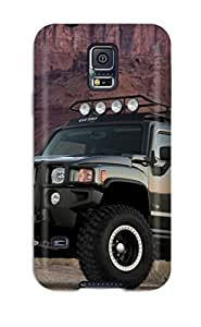 ZippyDoritEduard Case Cover For Galaxy S5 - Retailer Packaging Hummer At Sema 2009 6 Protective Case
