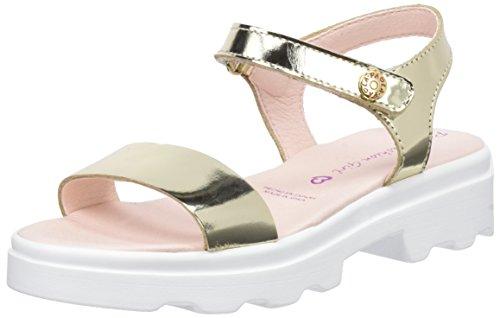 Pablosky Jungen 834485 Sneakers Gold (Dorado 834485)