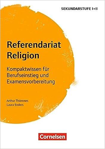 Fachreferendariat Sekundarstufe I Und Ii Referendariat Religion