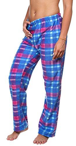 Totally Pink Womens Microfleece Pajama