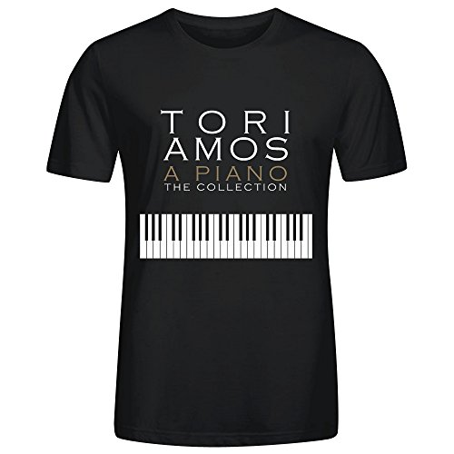 Russian Black Metal (Tori Amos A Piano The Collection Adult Men Tees Black)